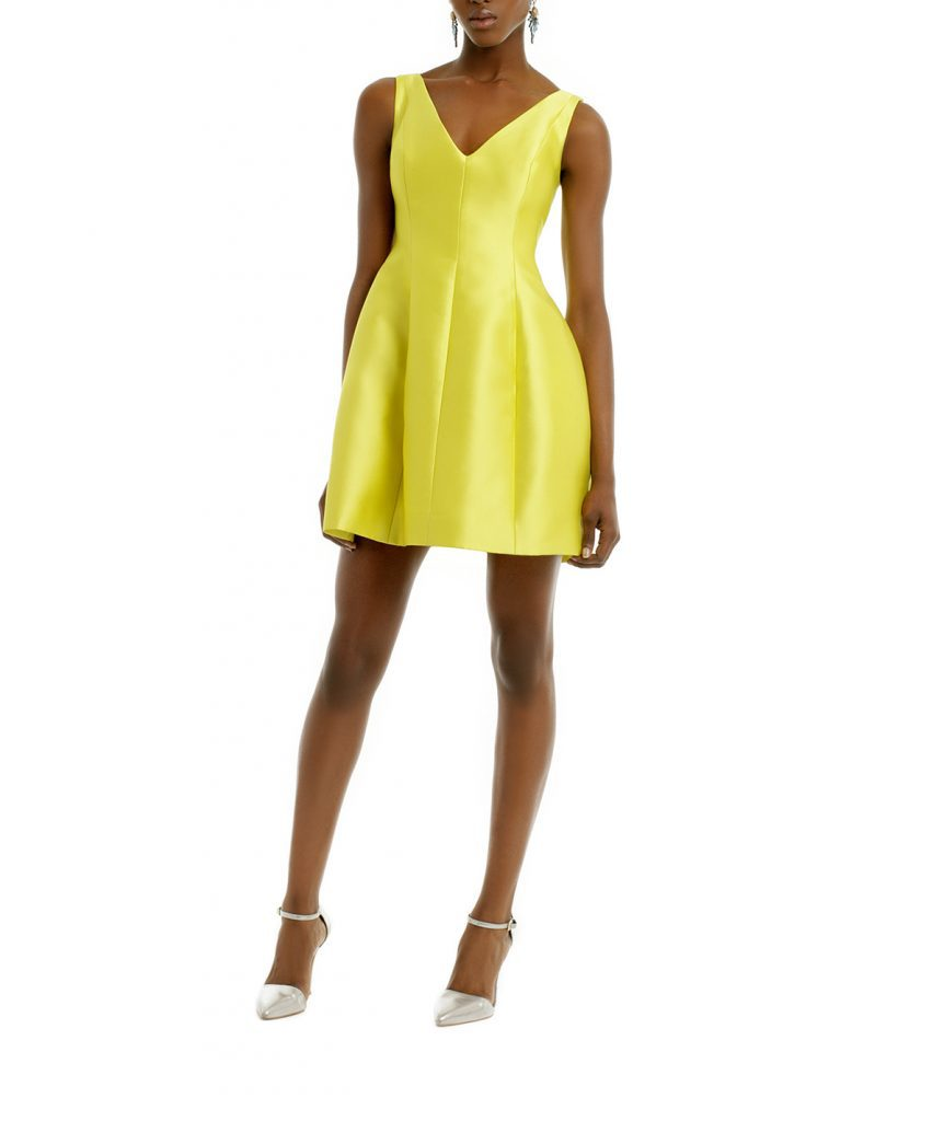 Kate Spade Yellow Cocktail