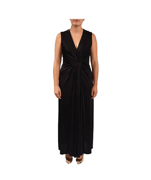 L'agence Black Gown - Boro Dress Rentals