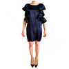 Lanvin x H&M Silk Ruffle Dress
