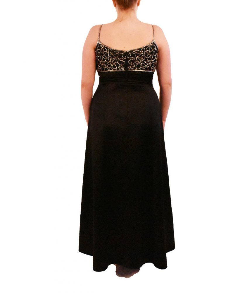 Le Gala Embellished Gown - Boro Dress Rentals