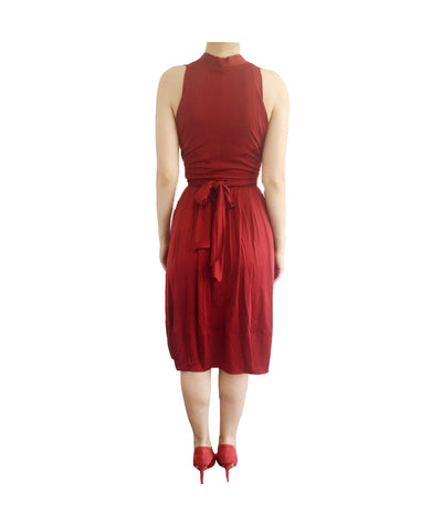 Lida Baday Red - Boro Dress Rentals