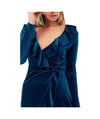 Lioness Velvet Wrap - Boro Dress Rentals