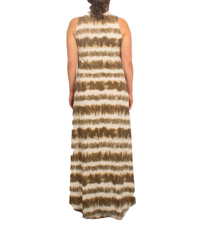 Michael Kors Tie-Dye Maxi - Boro Dress Rentals