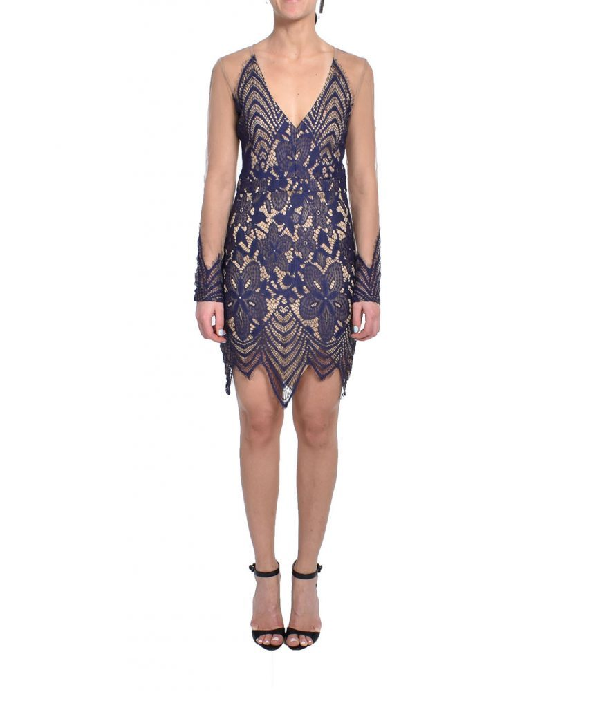 Nellis Lace Mesh - Boro Dress Rentals