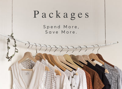 Boro Packages - Boro Dress Rentals