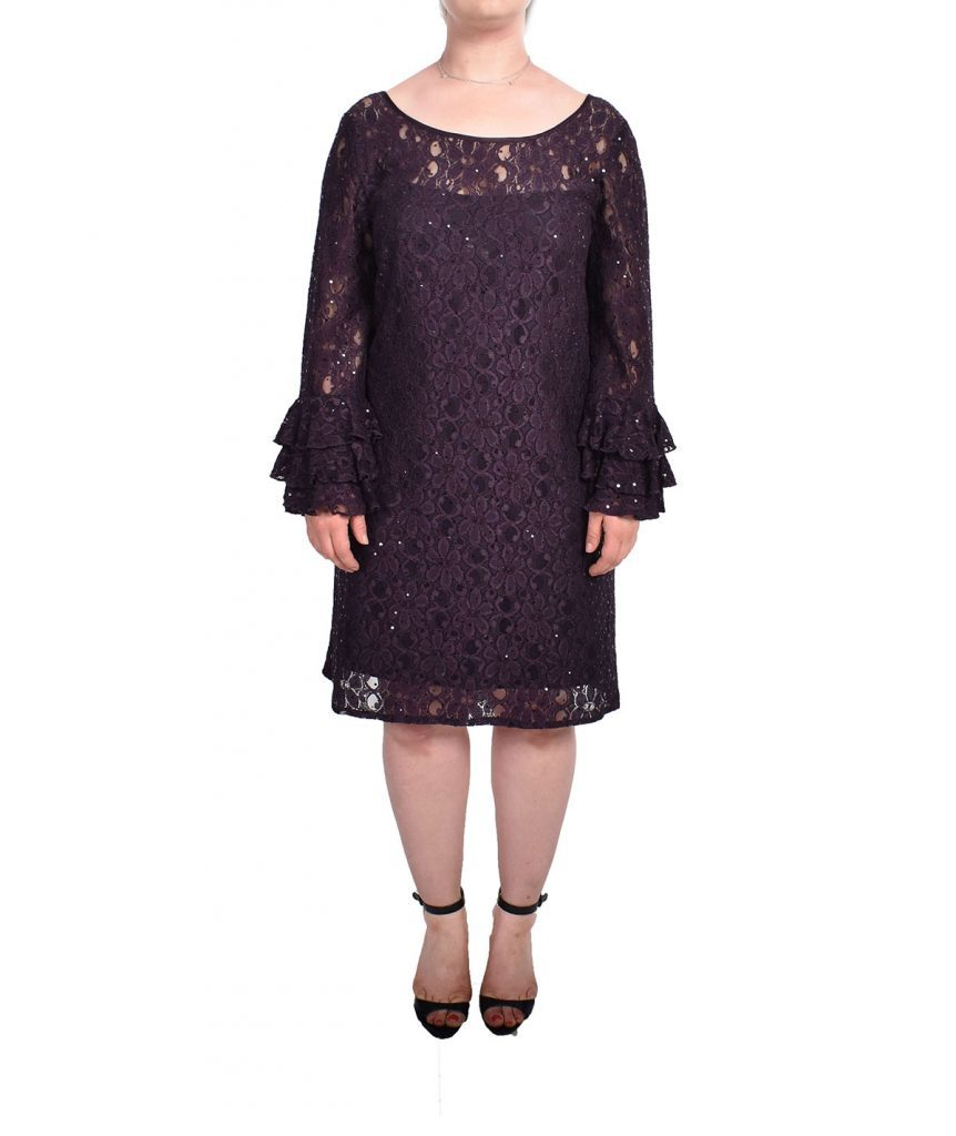 Laura Lace Sleeves - Boro Dress Rentals