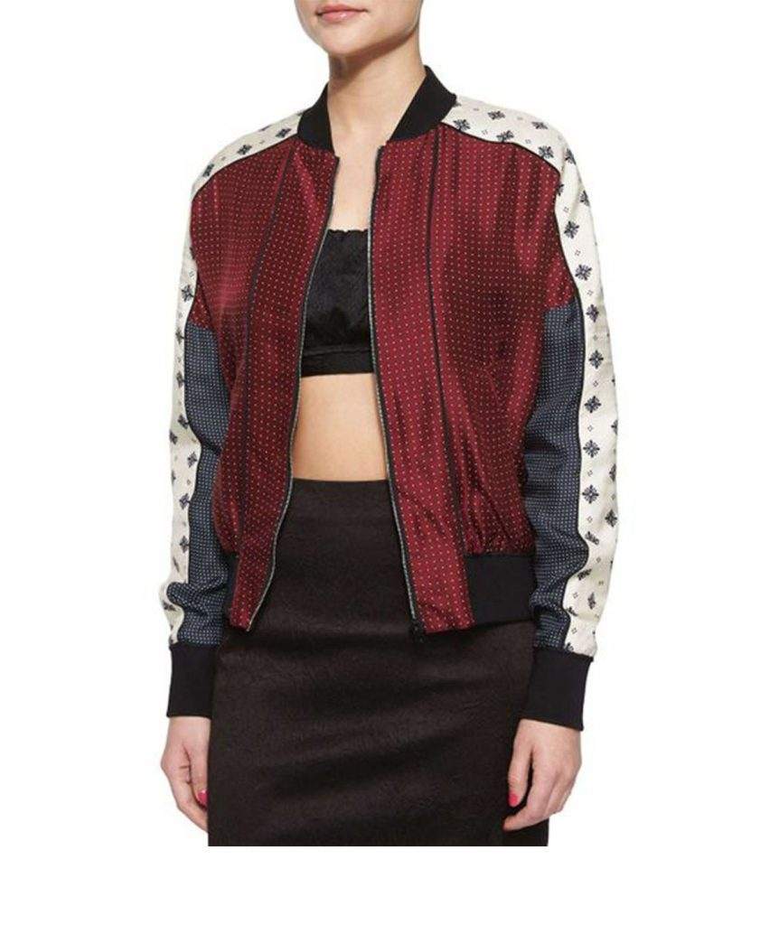 Rag & Bone Bomber - Boro Dress Rentals