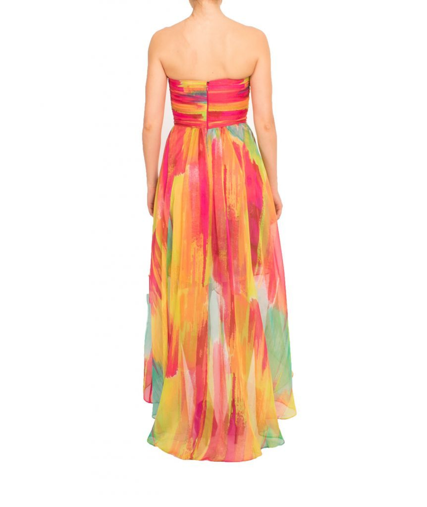 Laundry by Shelli Segal Rainbow - Boro Dress Rentals