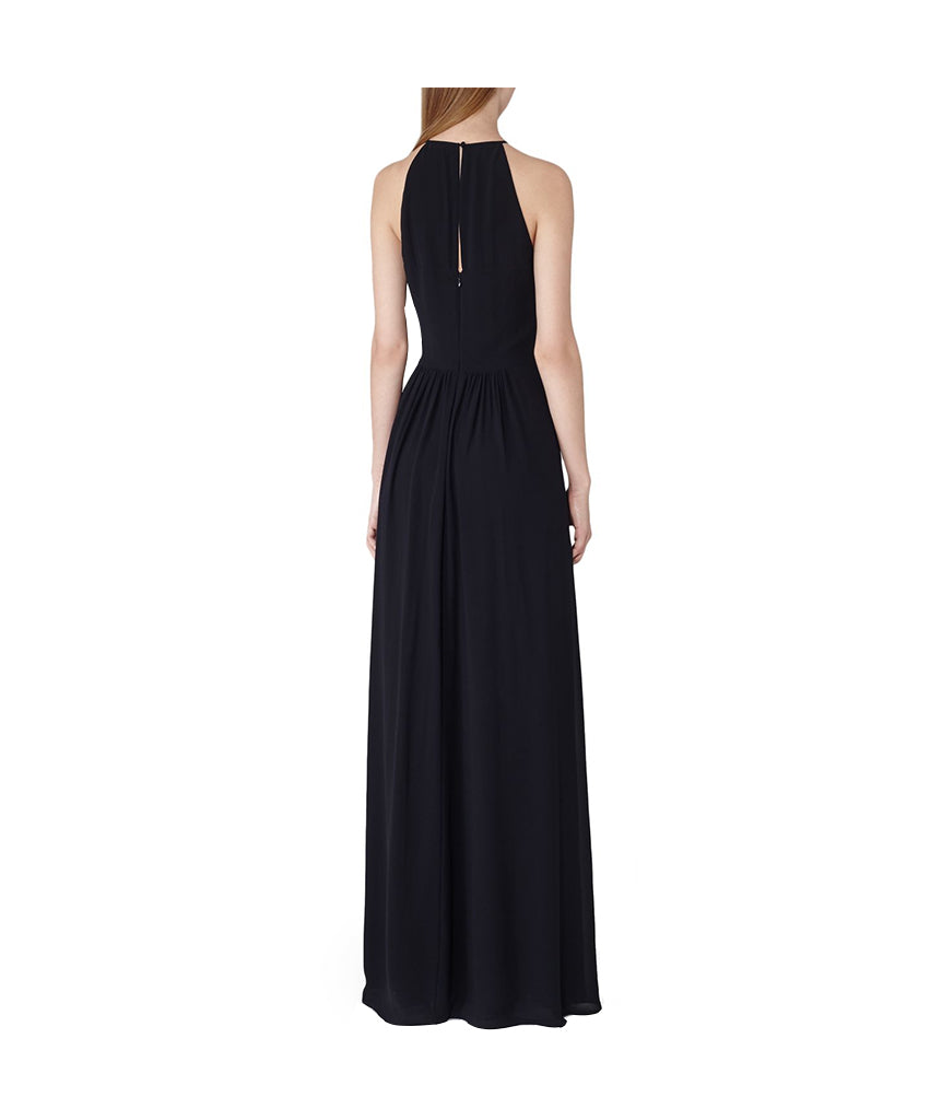 Reiss Black Gown
