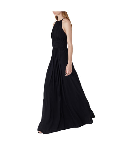 Reiss Black Gown - Boro Dress Rentals