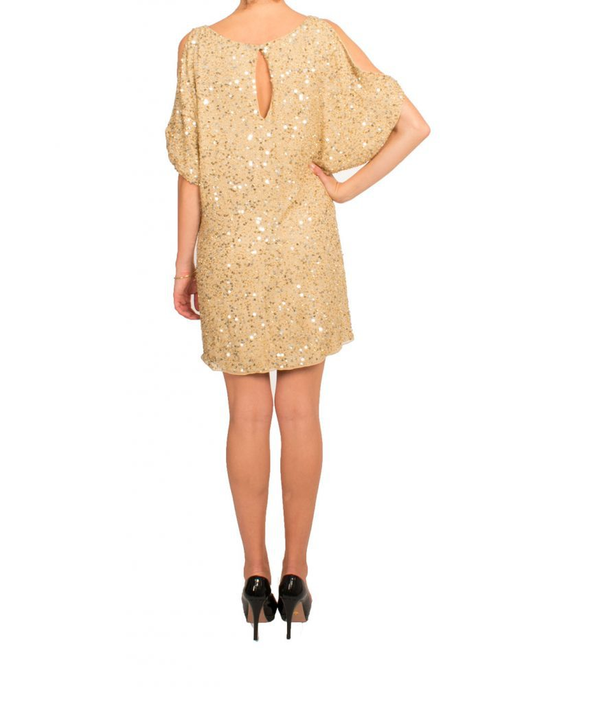 Aidan Mattox Sequin Oversize - Boro Dress Rentals