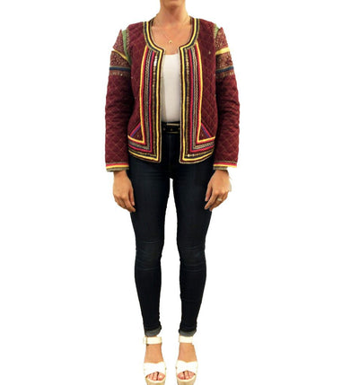South American Artisan Jacket - Boro Dress Rentals