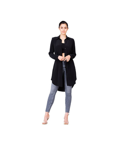 Tara Rivas Balmoral Trench - Boro Dress Rentals