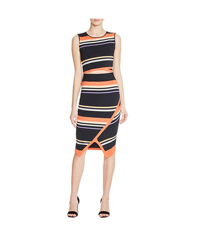 Ted Baker Striped Skirt and Tank - Boro Dress Rentals