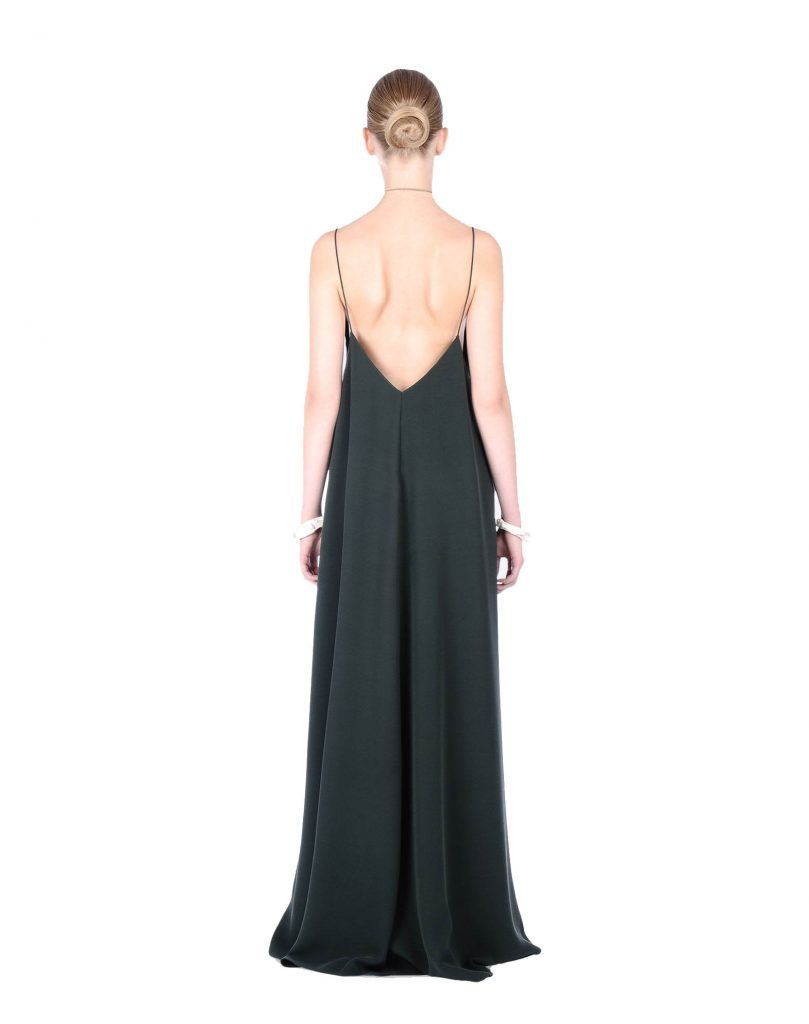 Valentino Hunter Gown - Boro Dress Rentals