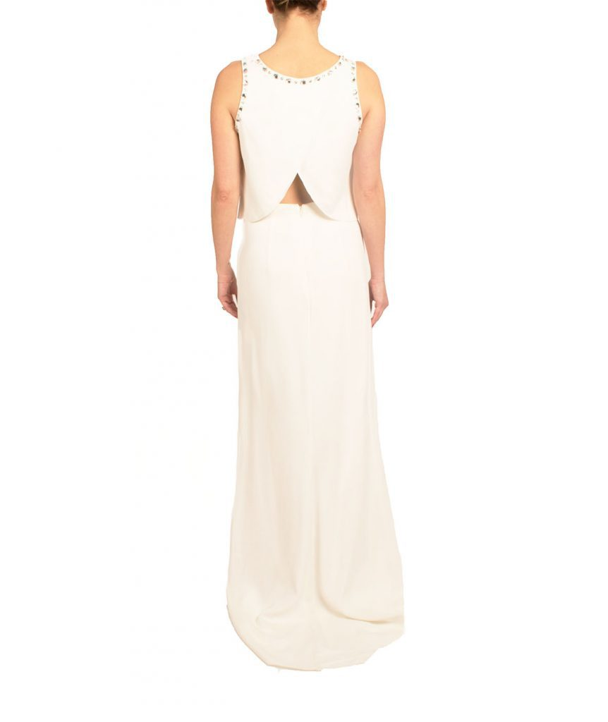 Sole Luna Two-Piece Gown - Boro Dress Rentals