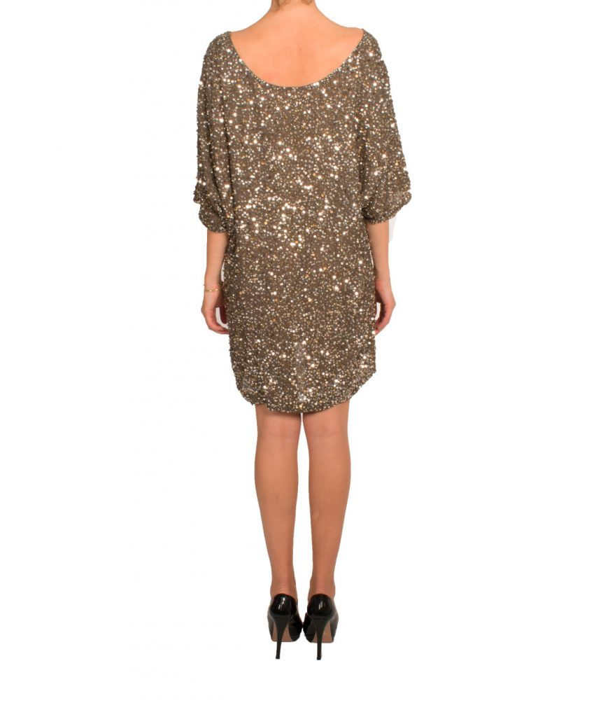 Vince Sequin Oversized