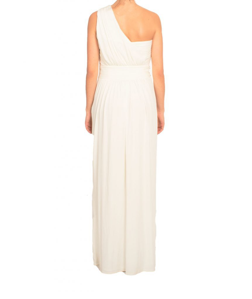 Laundry White Gown - Boro Dress Rentals