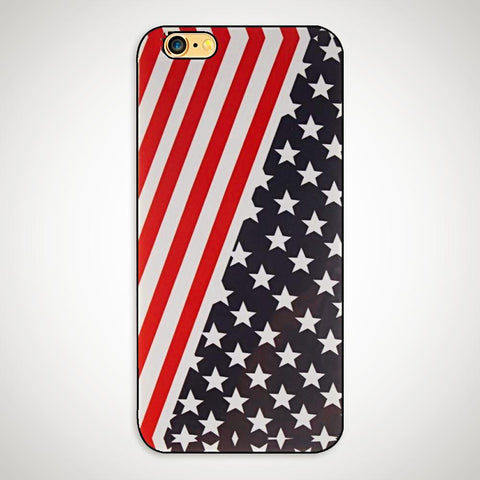 *FREE* Alternative American Flag iPhone Case