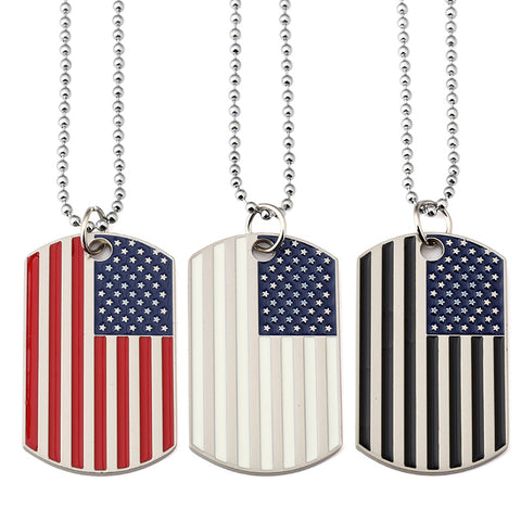 *FREE* America First Dog Tags