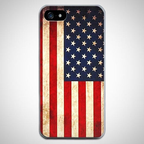 *FREE* American Flag iPhone Case