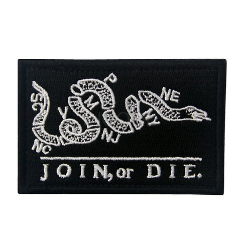 *FREE* Join Or Die Patch