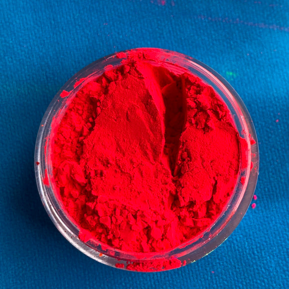"YL08 RED "" NEON PIGMENT "" SPECIAL COLOR"