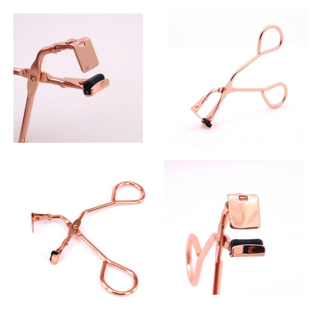 "MINI LASH CURLER "" ROSE GOLD"""
