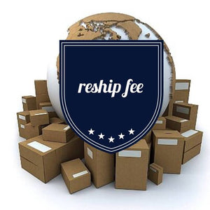 RESHIP FEE U.s only