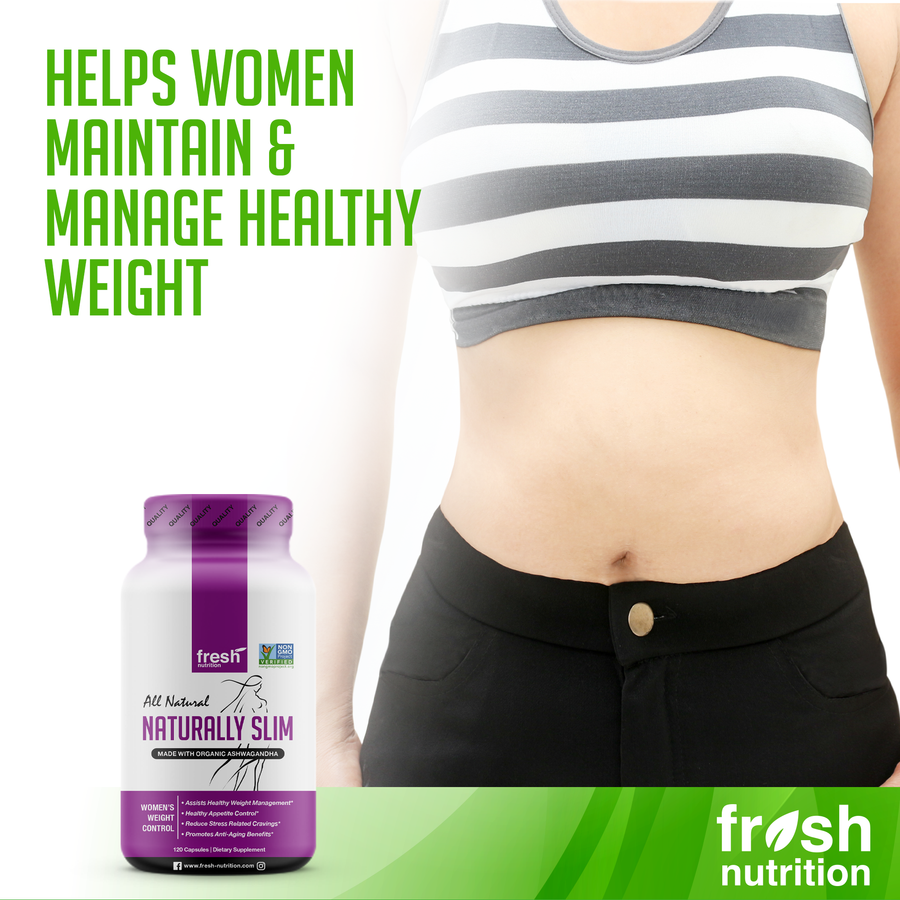 Naturally Slim - 120 capsules