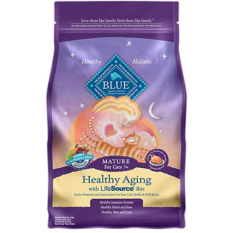 Blue Buffalo Healthy Aging Cat