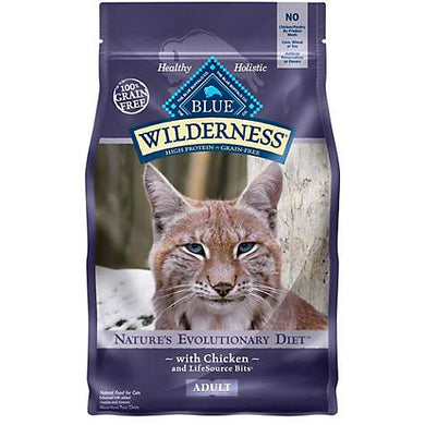 Blue Buffalo Wilderness Chicken Cat