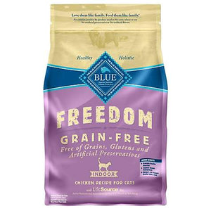 Blue Buffalo Freedom Indoor Chicken Cat