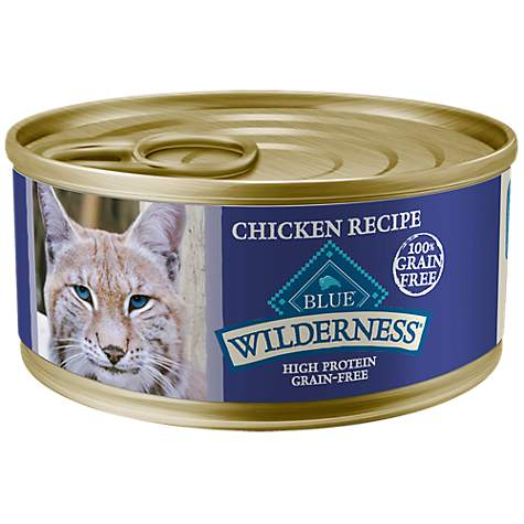 Blue Buffalo Wilderness Chicken Cat Canned