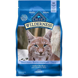 Blue Buffalo Wilderness Indoor Chicken Cat