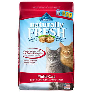 Naturally FreshMulti Cat Cat Litter
