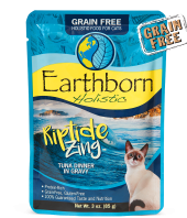 Earthborn Riptide Zing Cat Pouch