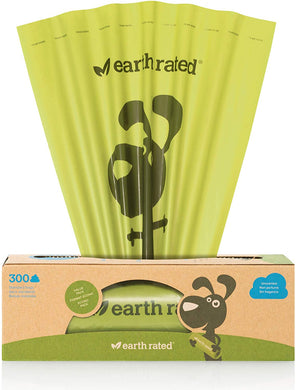 Earth Rated Unscented 300 Poop Bags