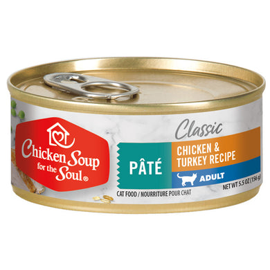 Chicken Soup for the Soul Adult Cat Canned