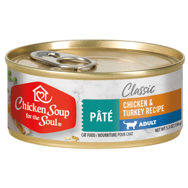 Chicken Soup For The Soul Adult Cat Canned Pittsboro Pet Supply