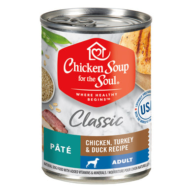 Chicken Soup for the Soul Adult Dog Canned