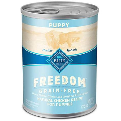 Blue Buffalo Freedom Grain-Free Puppy Chicken Dog Canned