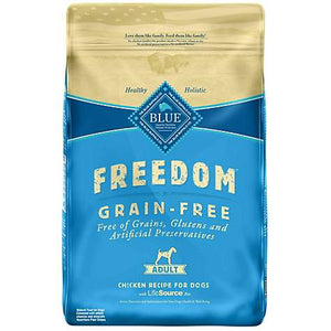 Blue Buffalo Freedom Grain Free Adult Chicken Dog