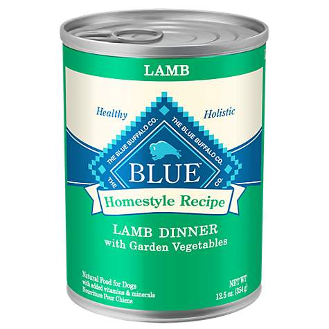 Blue Buffalo Homestyle Adult Lamb Dog Canned