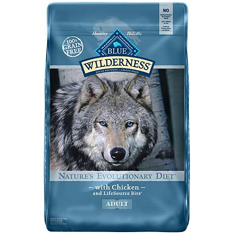 Blue Buffalo Wilderness Adult Chicken Dog