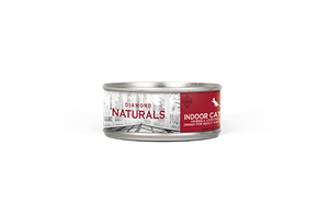 Diamond Naturals Indoor Hairball Cat Canned