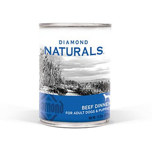 Diamond Naturals Beef Dog Canned