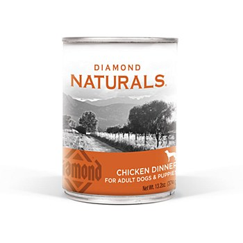 Diamond Naturals Chicken Dog Canned