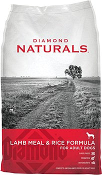 Diamond Naturals Lamb Meal and Rice Adult Dog
