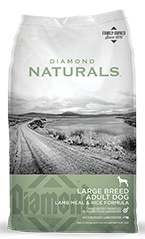 Diamond Naturals Large Breed Adult Lamb Meal and Rice Dog